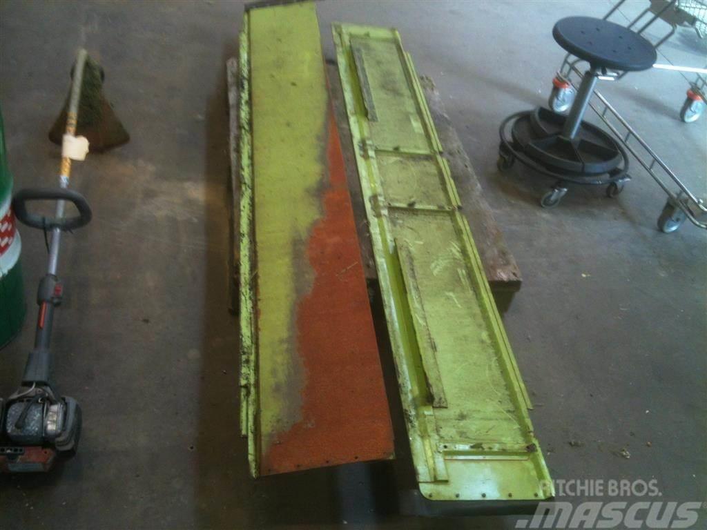 CLAAS bund / ilægsplader til Vario V-660 / 22 fods