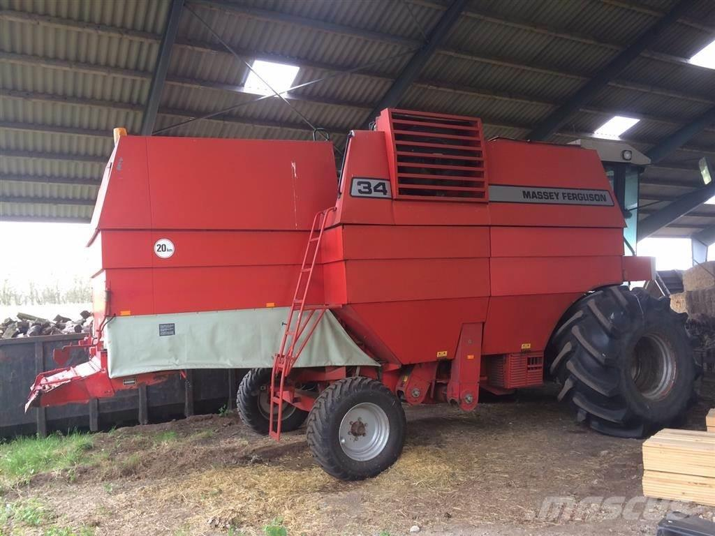 Massey Ferguson 34 Auto-Level , Power Flow