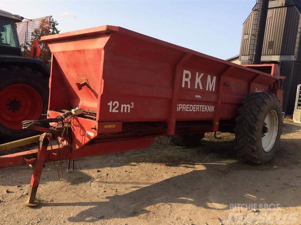 RKM 12 m3 JUMBI I med spredebord