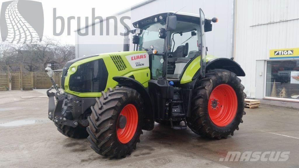 CLAAS Axion 810 CIS