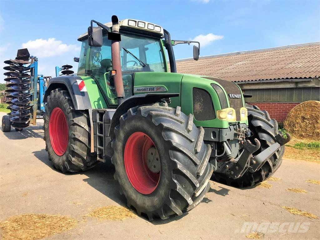 Fendt Favorit 916 Vario