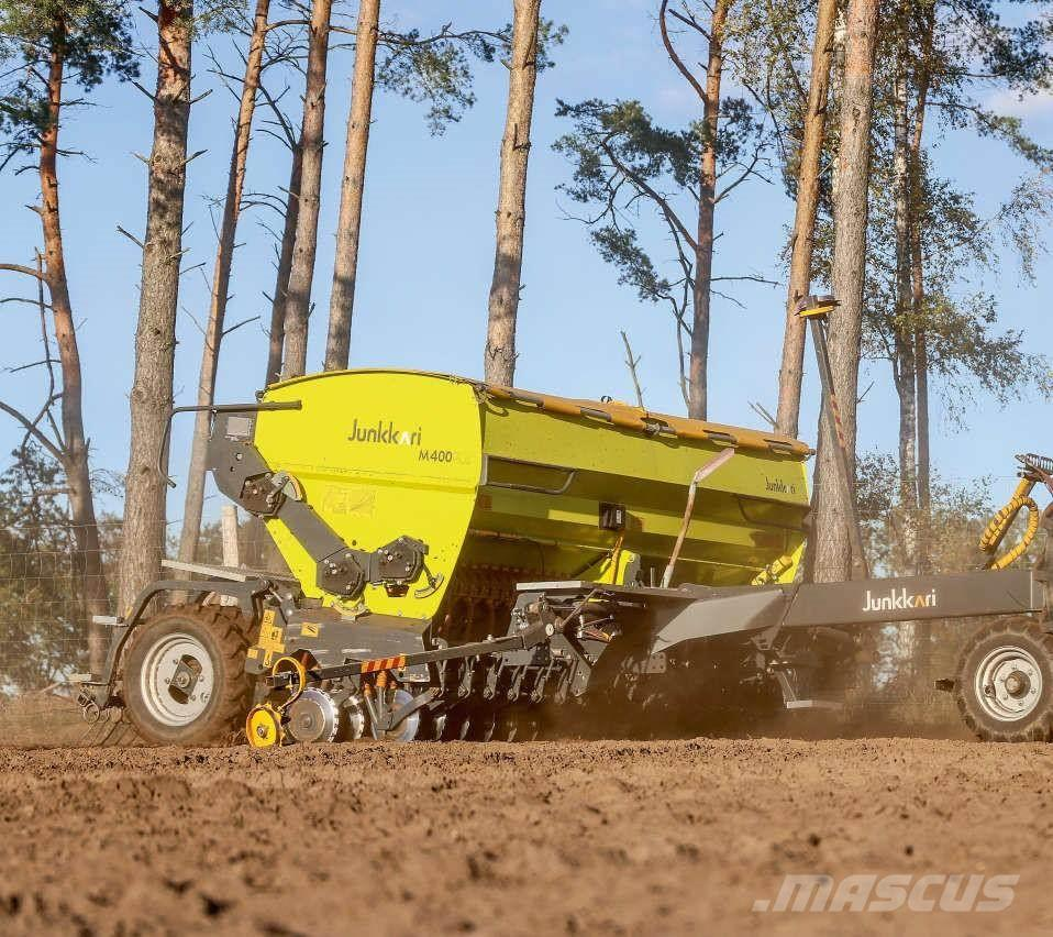 Junkkari M 400 Plus Direktsaat Drillmaschine