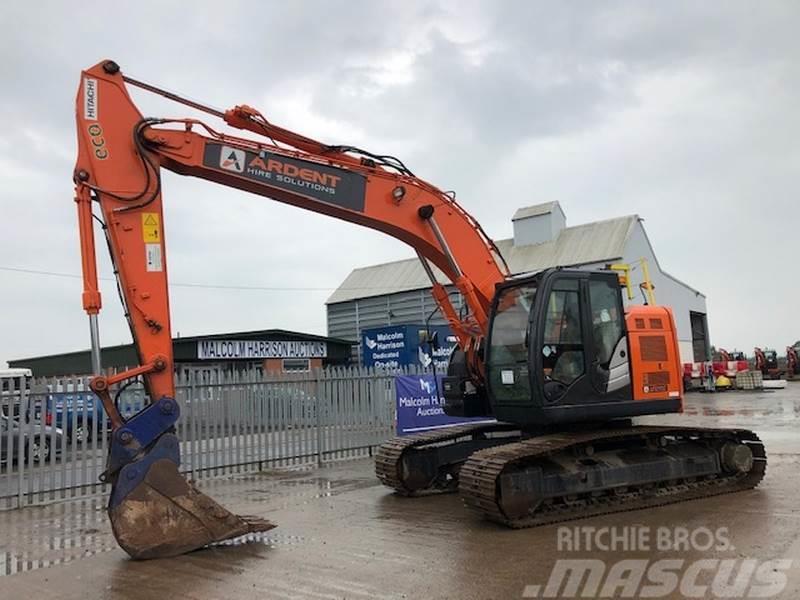 Hitachi ZX225USLC-5B Excavator