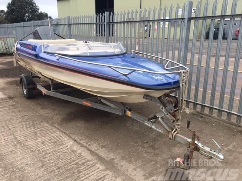Magnum 55 Speed Boat