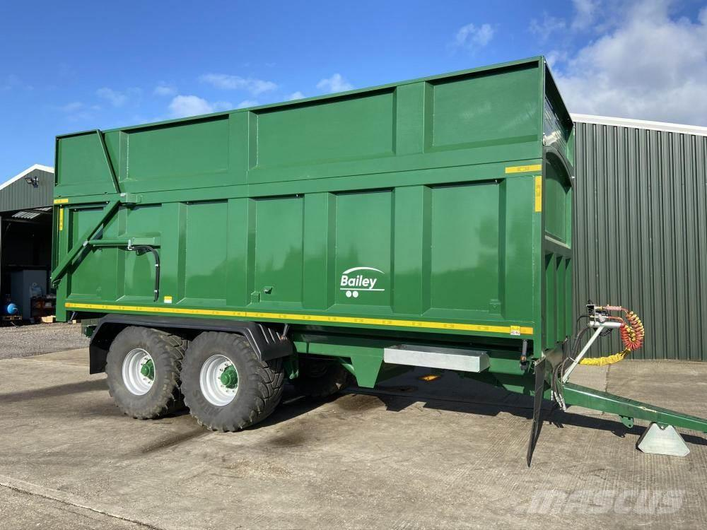 Bailey TB16 Silage trailer