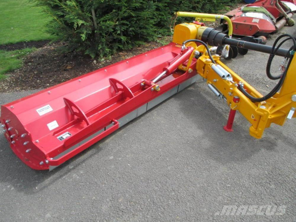 INO MKS 225 verge mower