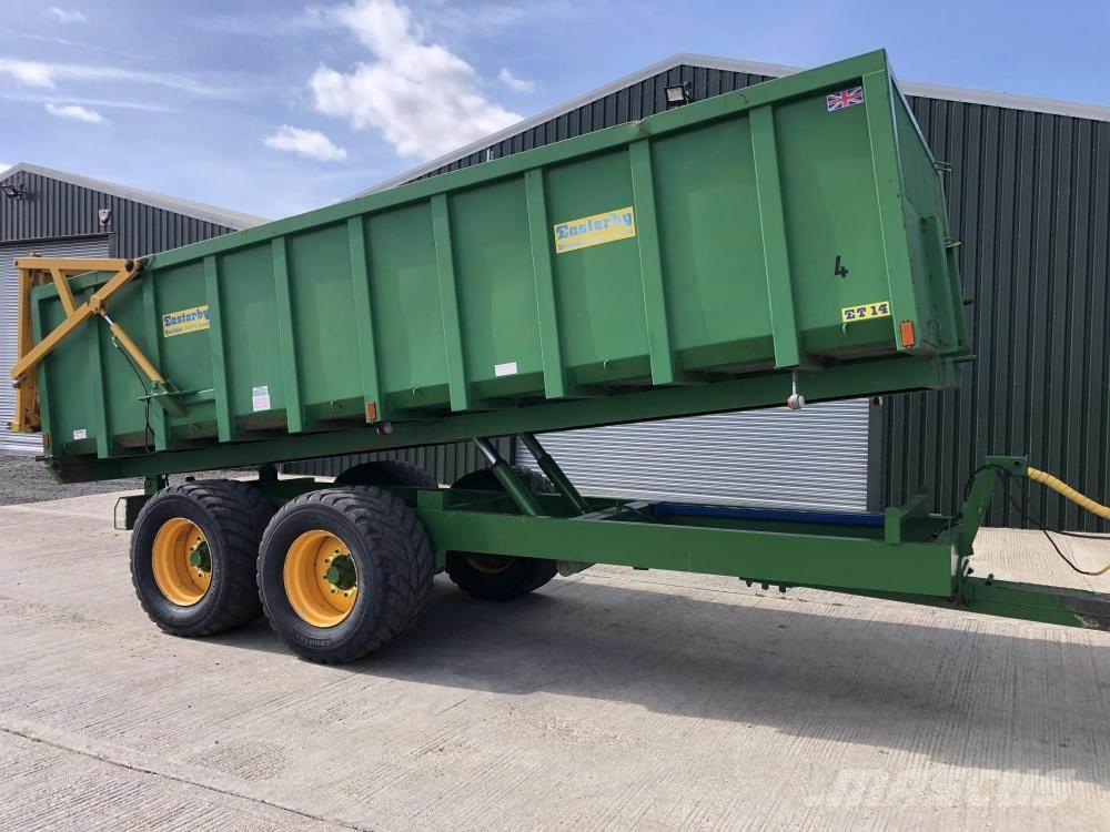 [Other] Easterby 14 ton root trailer