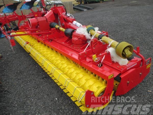 Pöttinger Lion 6000 6 metre power harrow