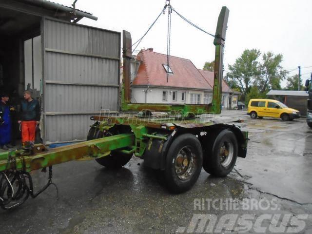 Gofa LEMEX TR 15 Hosszúfás Pótkocsi