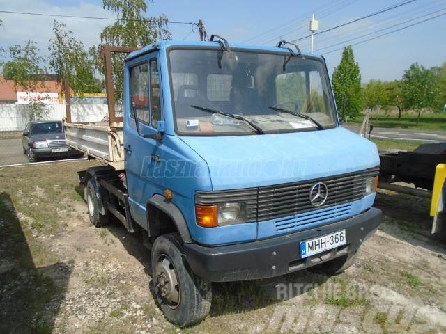 Mercedes-Benz 814 4x4 Euro2