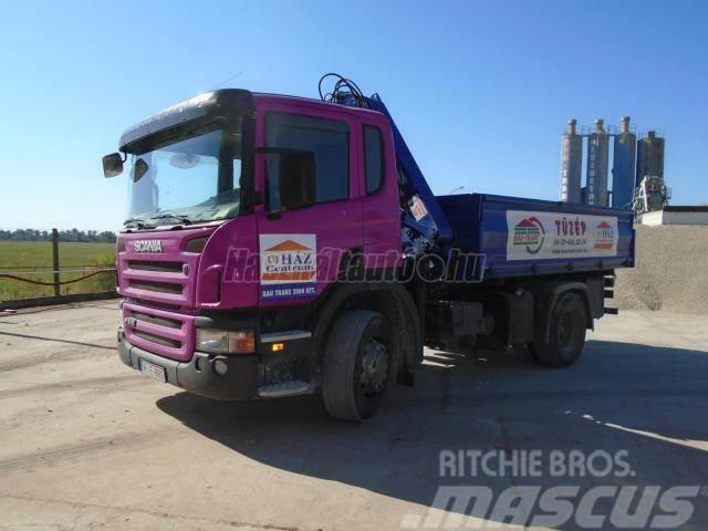Scania P 310 4x2 Atlas 92.2-A2