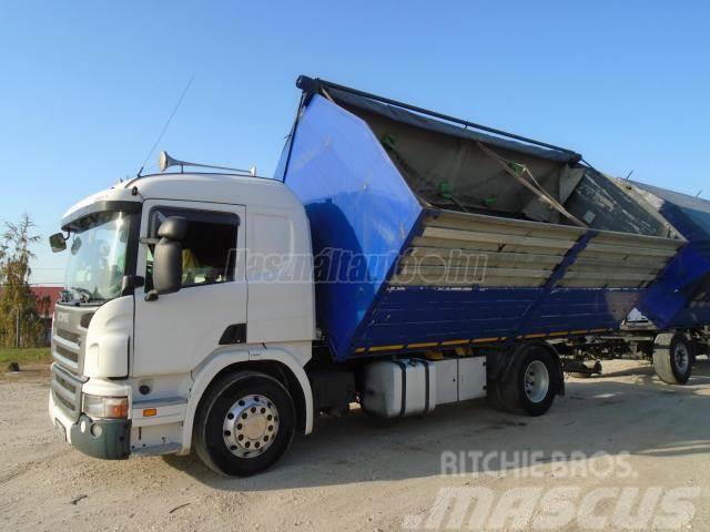 Scania P 420 4x2 Euro.5