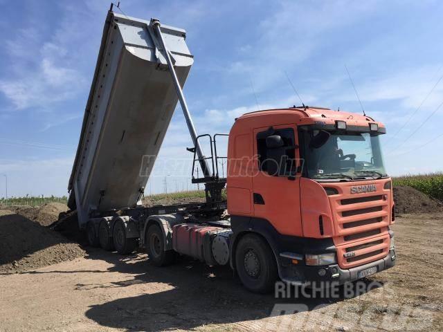 Scania R 124 420 4x2 Euro.5