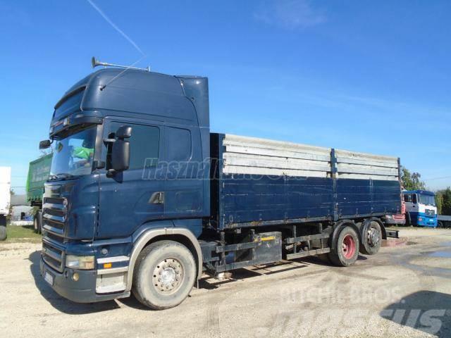 Scania R 420 GABONÁS