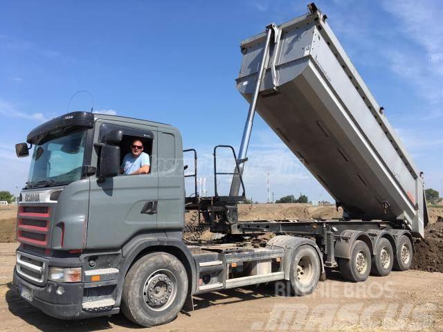 Scania R 500 Euro 5 Bill.Hidraulika