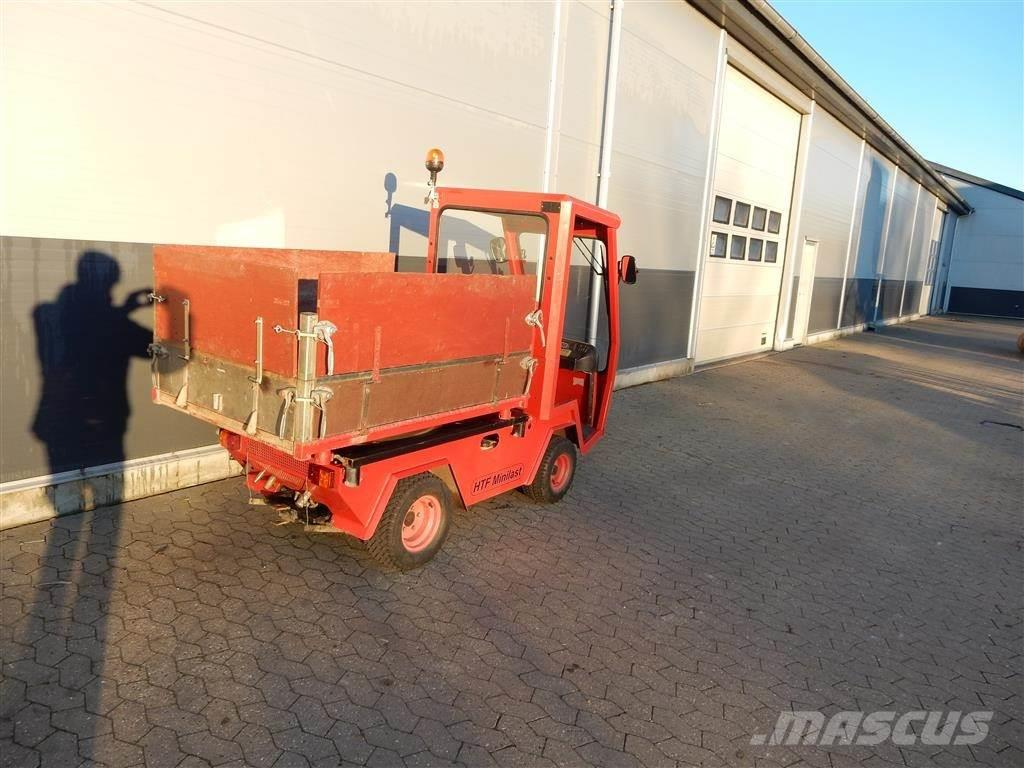HTF Minilast H120 Åben kabine + frontlift