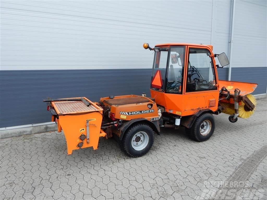 Holder C 230 MultiPark