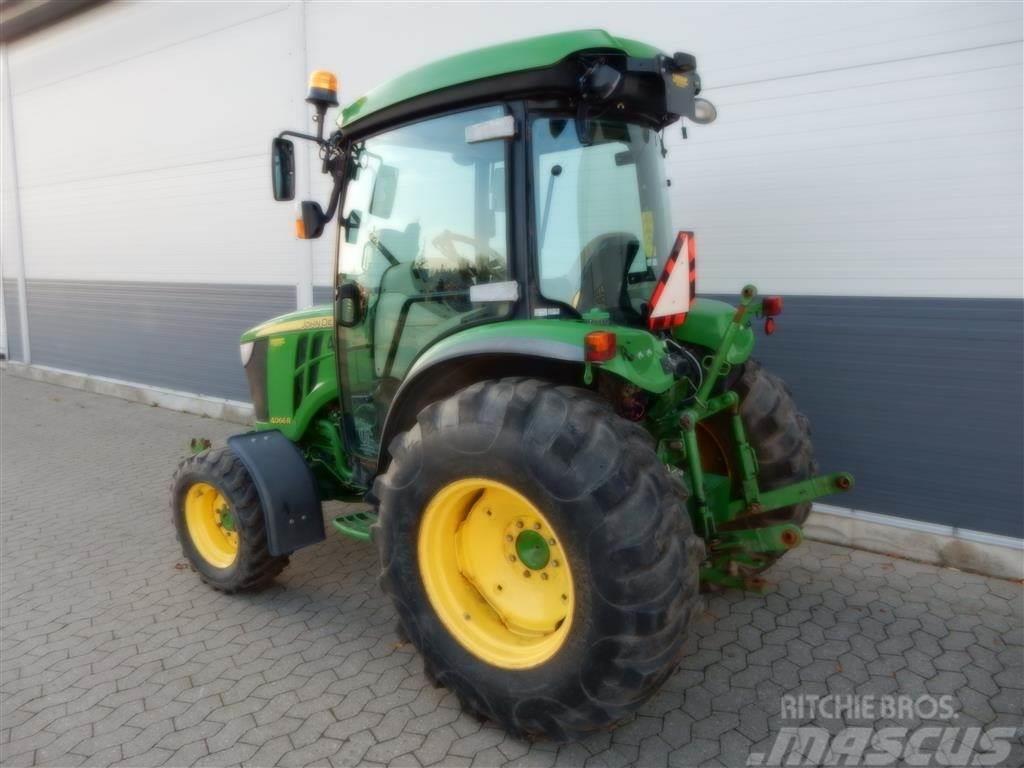 John Deere 4066R Kompakt traktor 4 WD