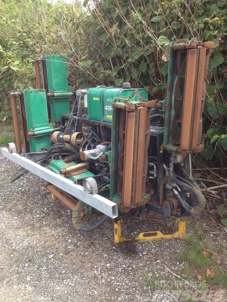 Ransomes MTD 5/7 MK 4 MG PTO drevet