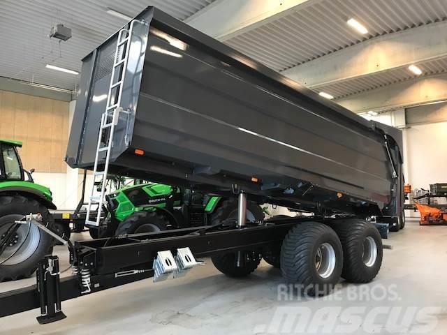 Pronar T-700 XL Mulighed for overbygning