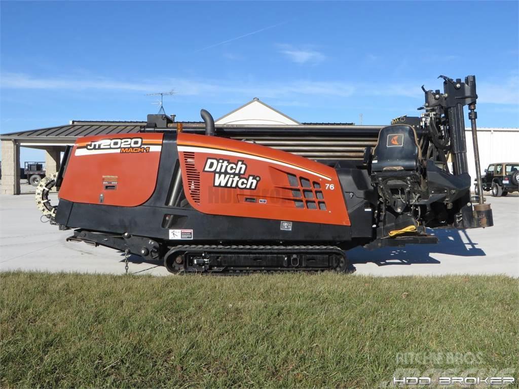 Ditch Witch JT2020 Mach 1