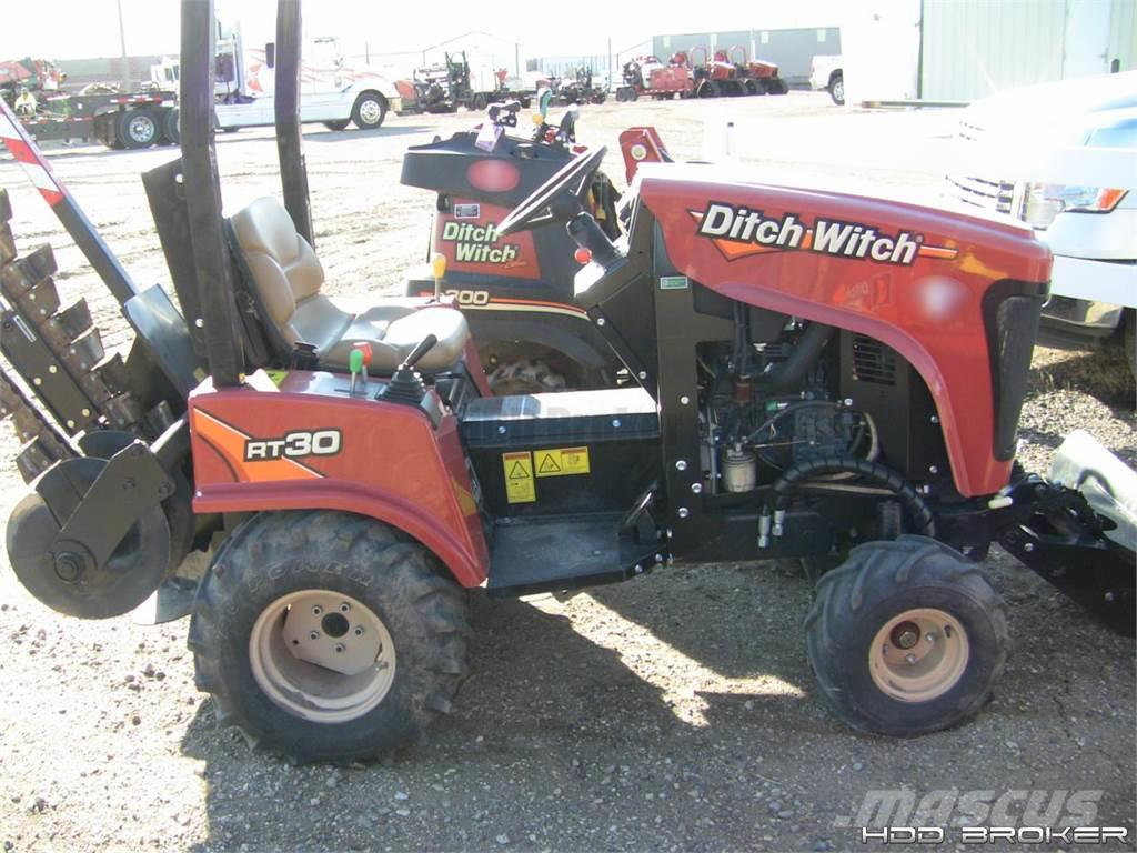 Ditch Witch RT30