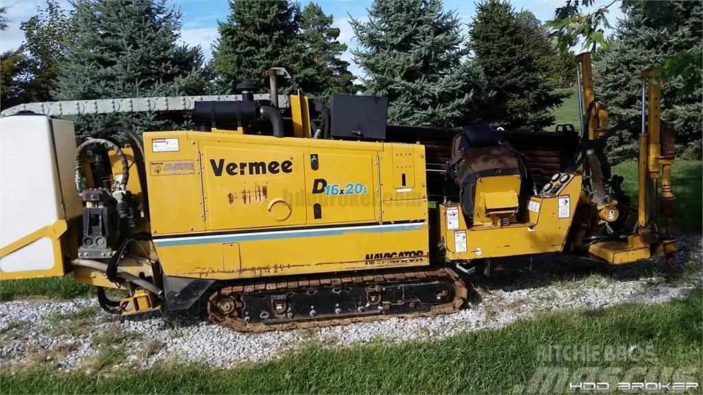 Vermeer D16x20A