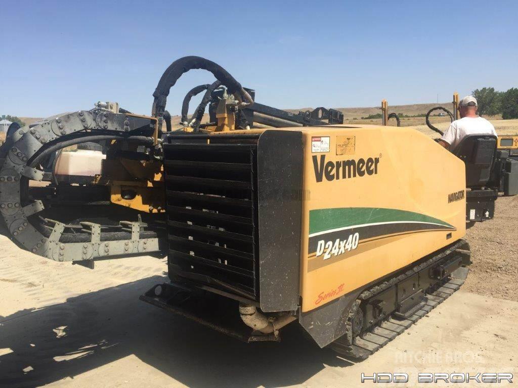 Vermeer D24x40 Series II