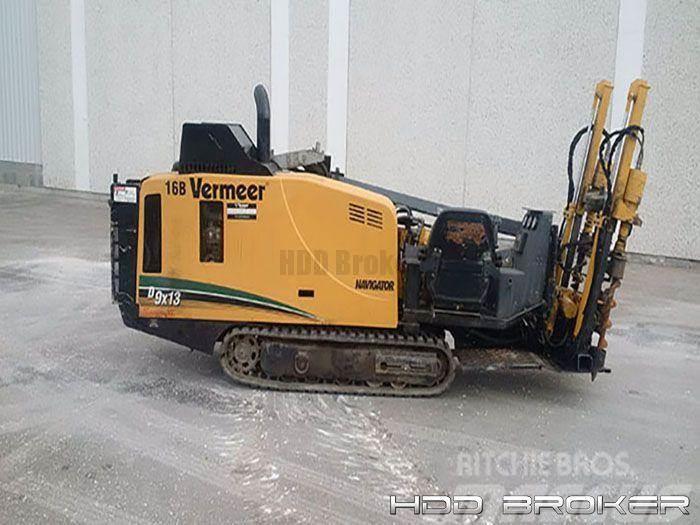 Vermeer D9x13 Series II