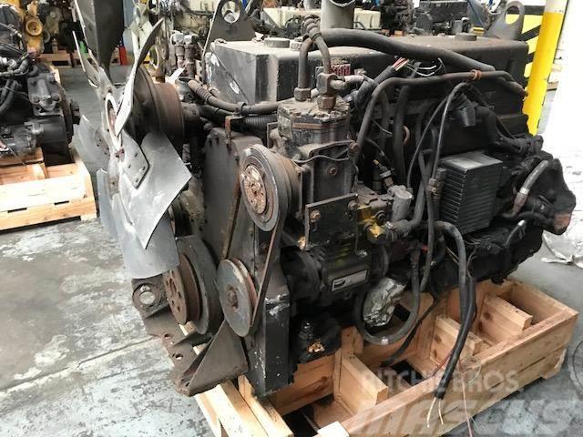 Cummins -m11-celect - Engines, - Mascus UK