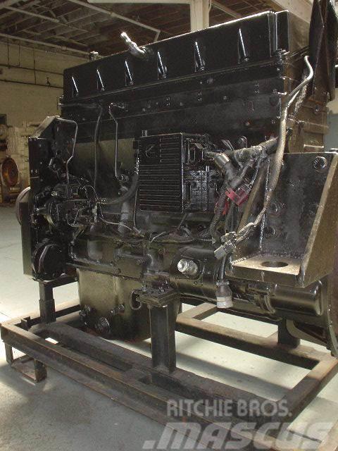 Cummins M11 CELECT - engines  Used Cummins M11 CELECT for