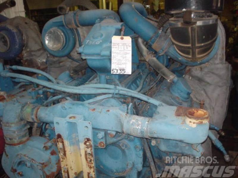 Detroit 12V92T