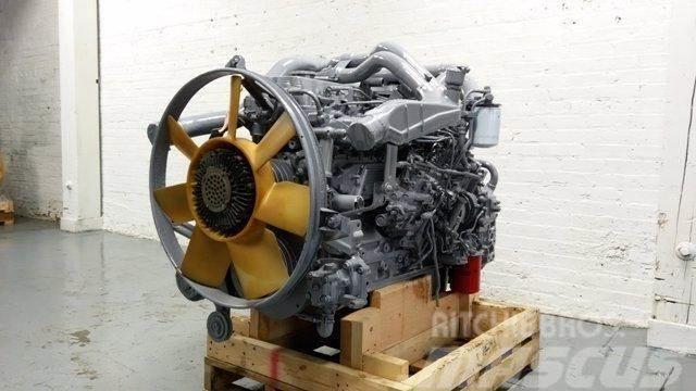 Isuzu 6HE1, Motorer