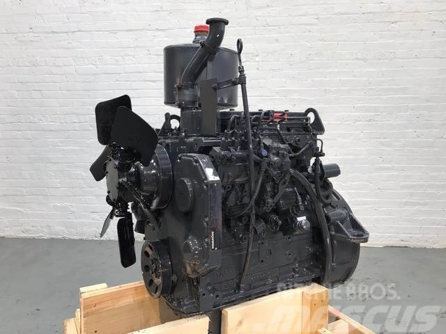 Komatsu S4D102E-1