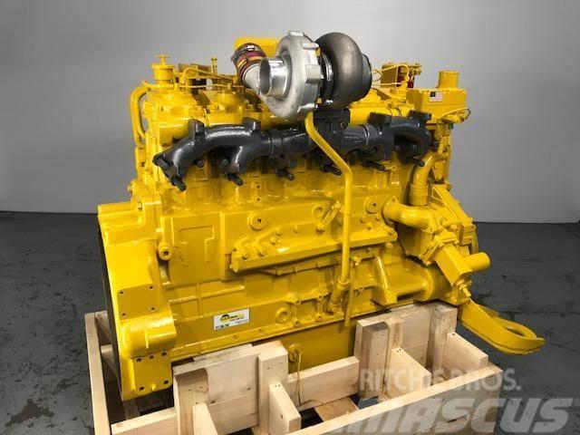 Komatsu SAA6D125-1, Motorer