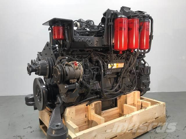 Komatsu SAA6D125E-3
