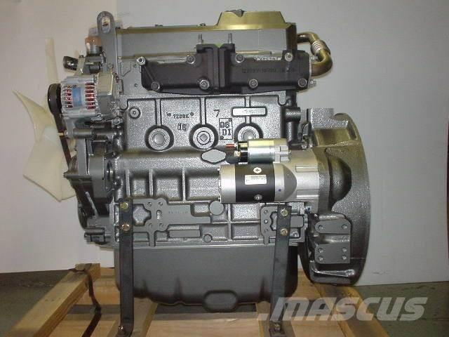Yanmar Engine Serial Number