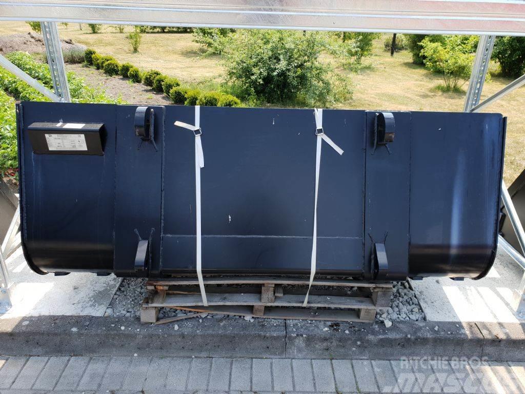 JCB Teleladerschaufel NEU 1 m3