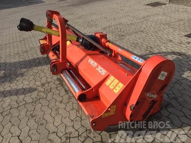 Kuhn VKM 305 mulchmaskine m/hammerslagler