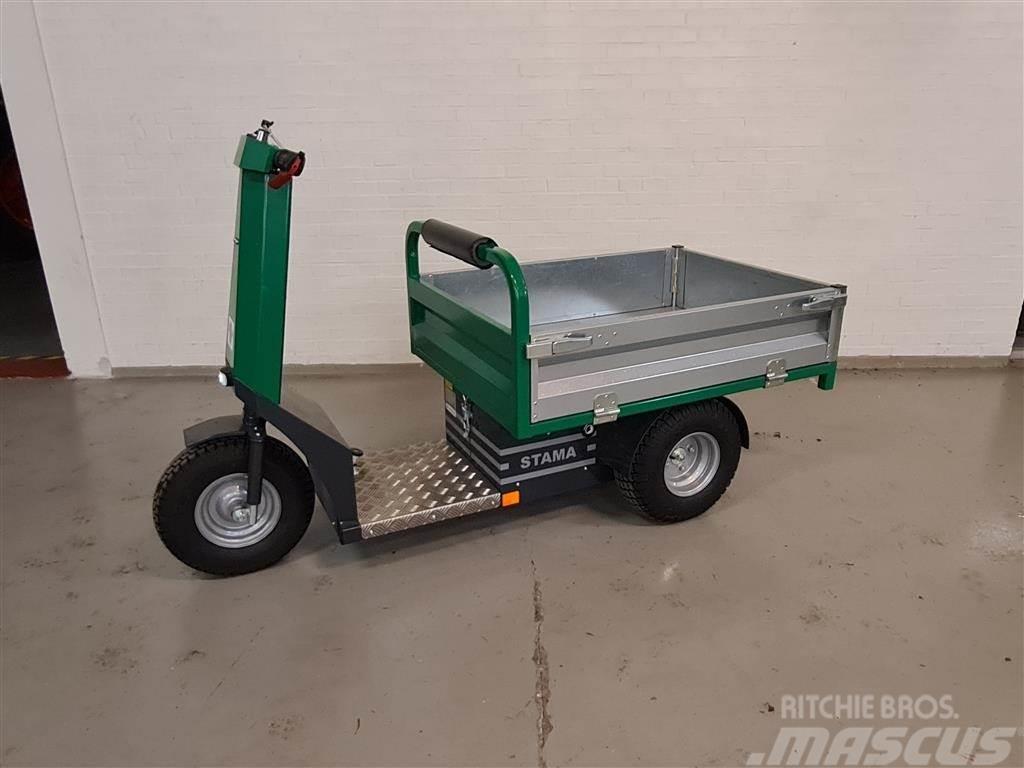 Stama Micro Truck EL 24 V