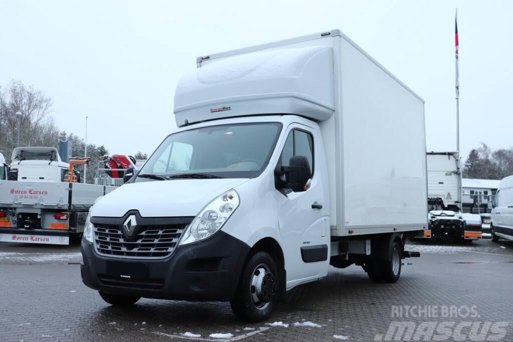 Renault Master 2,3 DCI m. Box/Lift