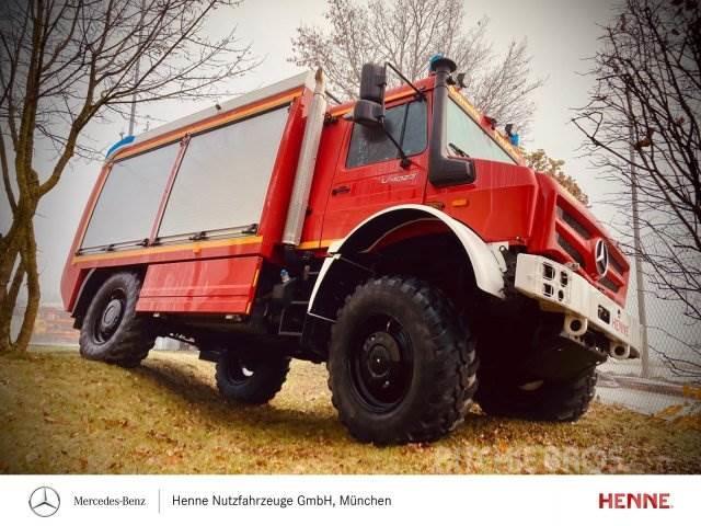 Mercedes-Benz Unimog U 4023 Feuerwehr Unimog Vorführfahrzeug