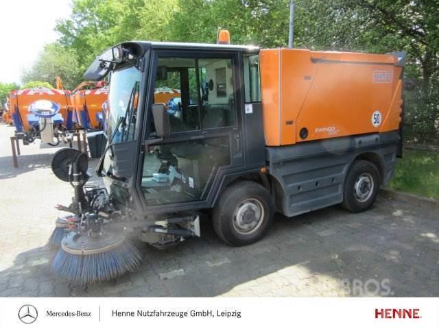 Schmidt Kehrmaschine SWINGO 200 LKW Transporter Klima