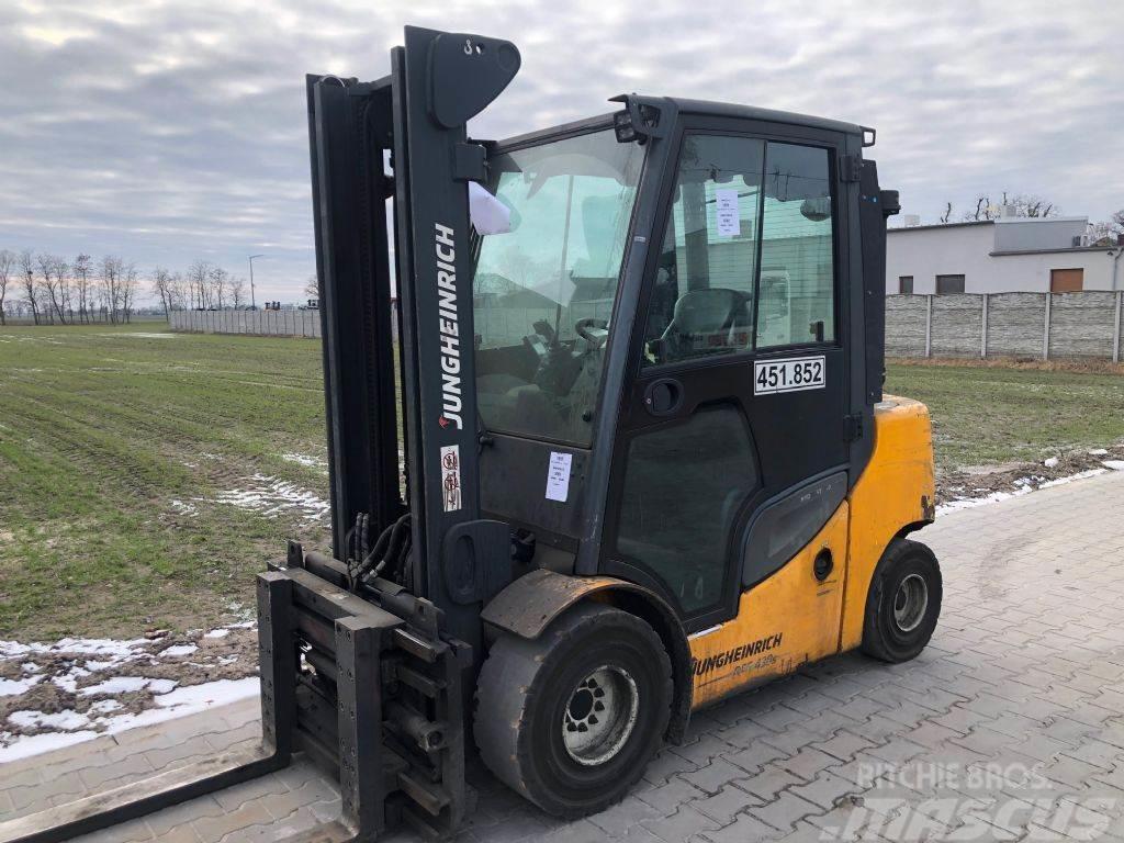 Jungheinrich DFG430s