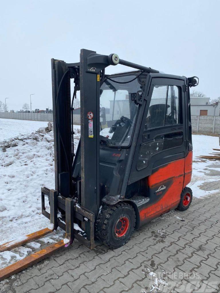 Linde E25H-01/600