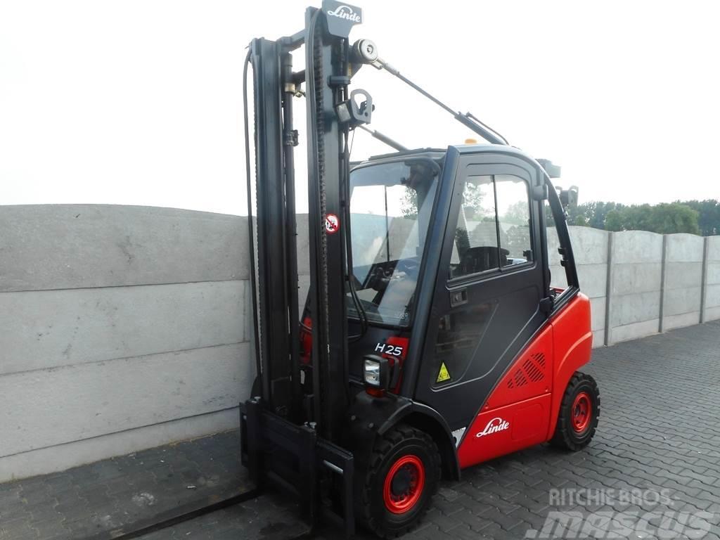 Linde H25T-01