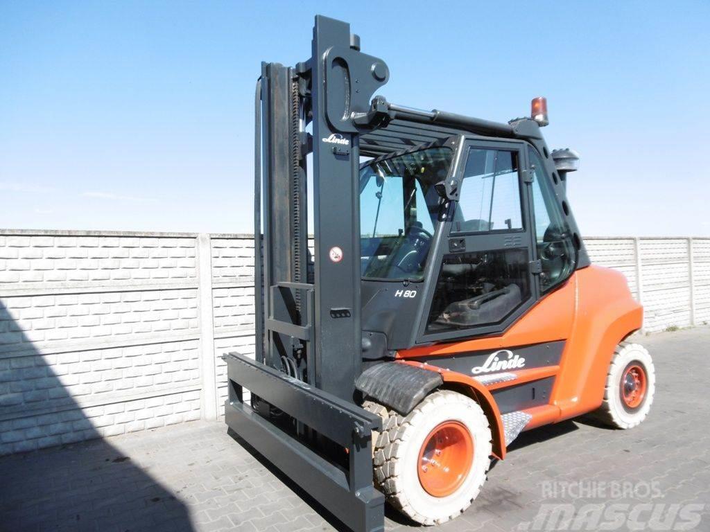 Linde H80D-02/900