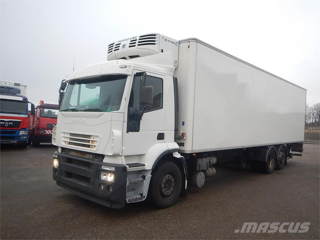 Iveco Stralis 260S35 Thermo-king
