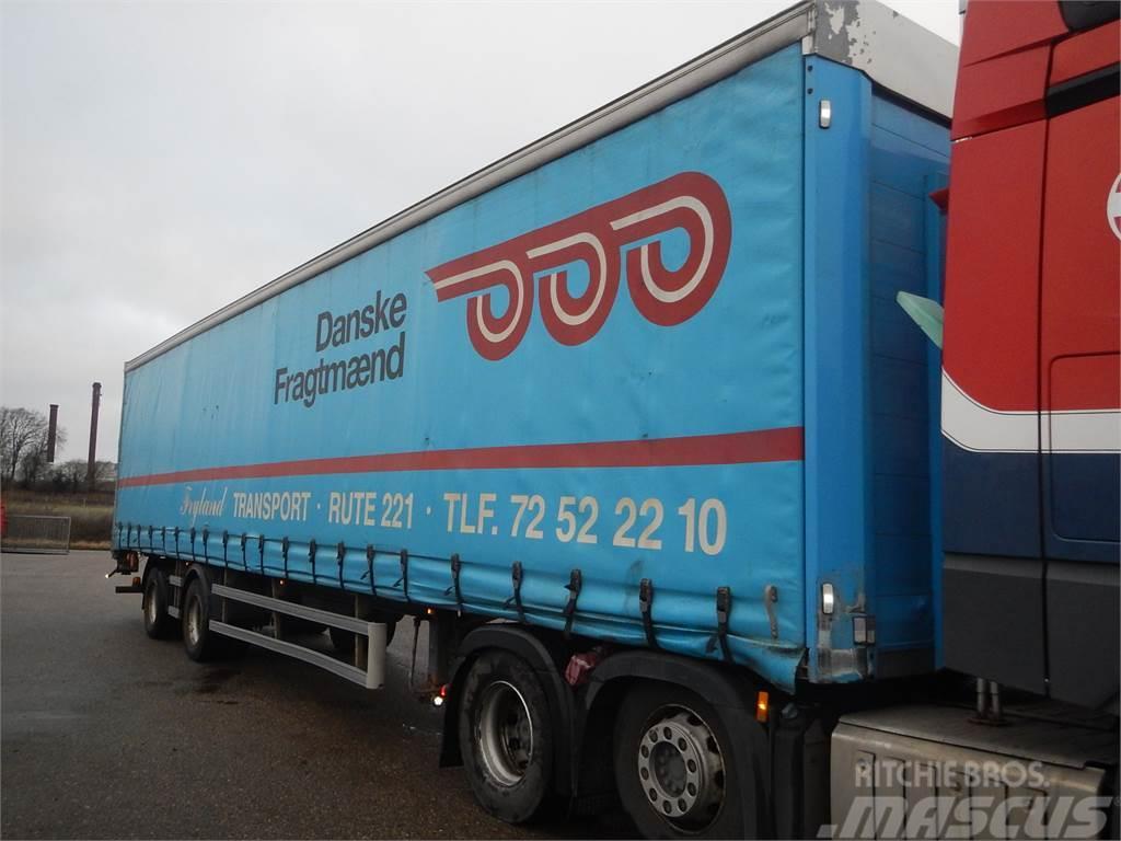 Kel-Berg city gardin trailer