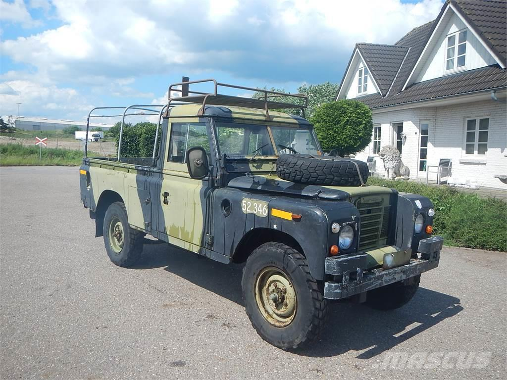 Used Land Rover Defender pickup Trucks Year: 1980 for sale